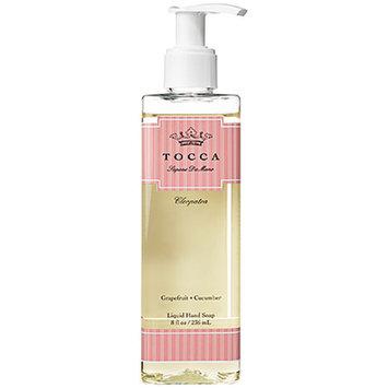 Tocca Beauty Cleopatra Sapone Da Mano Liquid Hand Soap Hand Soap 8 oz