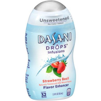 Dasani Drops® Infusions Strawberry Basil Flavor Enhancer