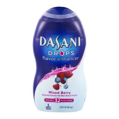 Dasani Drops® Mixed Berry Flavor Enhancer