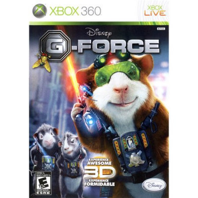 Disney Interactive G-Force - Action/Adventure Game - Xbox 360