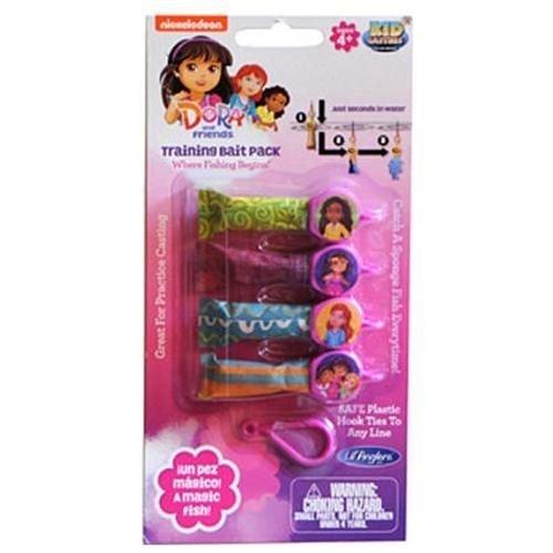 Lil Anglers Nickelodeon Training Bait Pack - Dora the Explorer