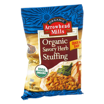 Arrowhead Mills Naturally Nutritious Organic Savory Herb Stuffing