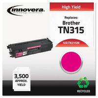 INNOVERA Remanufactured Tn315M Toner, 3500 Yield, Magenta