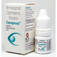 Careprost Eyelash Growth Solution