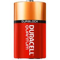 Duracell Quantum Alkaline D Batteries