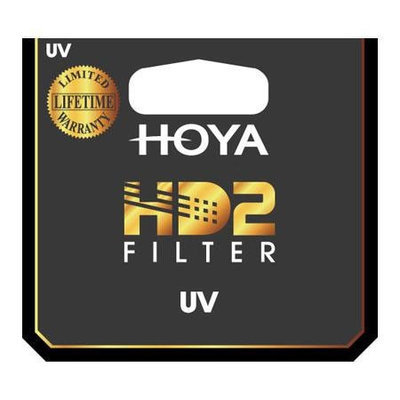 Hoya 55mm HD2 UV (Ultra Violet) 8-layer Multi-Coated Glass Filter