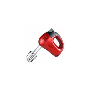 Reckitt HM-46 RED 5 Speed Hand Mixer