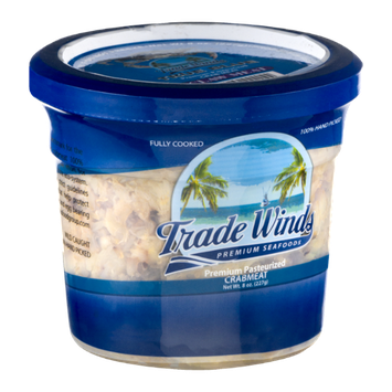 Trade Winds Premium Seafoods Crab Claw Meat
