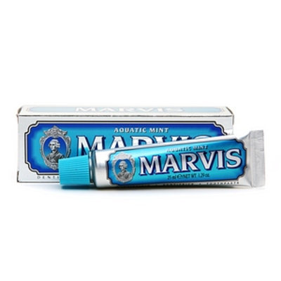 Marvis Toothpaste, Aquatic Mint, 1.29 oz