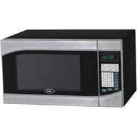 Galanz Ogh6901 0.9 Cubic Foot Digital Microwave Oven, Stainless and Black, 1 ea