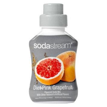 SodaStream Diet Pink Grapefruit Soda Mix