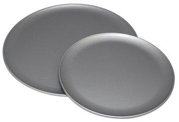 G & S Metal Products Co, Inc G & S METAL PRODUCTS CO. INC. 2PC METAL PIZZA PAN SET - G & S METAL PRODUCTS CO. INC.