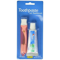 Lil' Drugstore Products Crest Toothpaste & Toothbrush Kit, 1-Count Each Packages (Pack of 4)