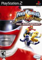 Disney Power Rangers Super Legends
