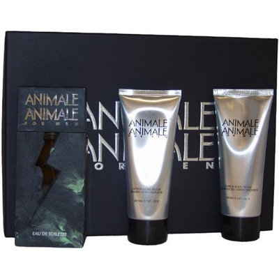 Animale Animale by Animale for Men Gift Set