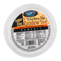 Lakeview Farms Rainbow Parfait Sugar Free