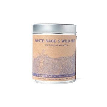 Juniper Ridge Juniper Ridge White Sage & Wild Mint Tea