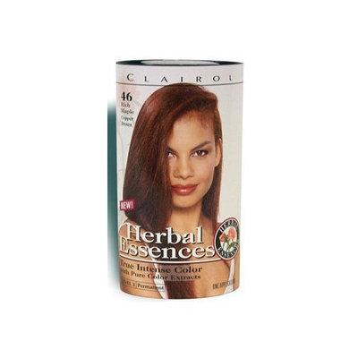 Clairol, Herbal Essences, 46, Rich Maple, Copper Brown