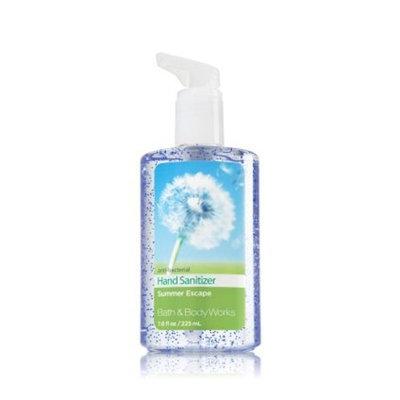 Bath & Body Works Bath and Body Works Anti-bacterial Hand Sanitizer Summer Escape 7.6 Fl Oz