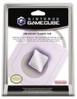 Nintendo GameCube Memory Card