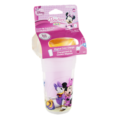 The First Years Minnie Mouse Bow-Tique Trainer Cup - 18m+