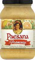 Paesana COOKING SAUCE, FRANCESE, (Pack of 6)