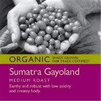 Tony's Coffees and Teas Ground Sumatra Gayoland (6x6/12 Oz)