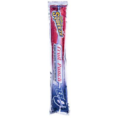 SQWINCHER 159200228 Squeeze Pops, Fruit Punch, PK150