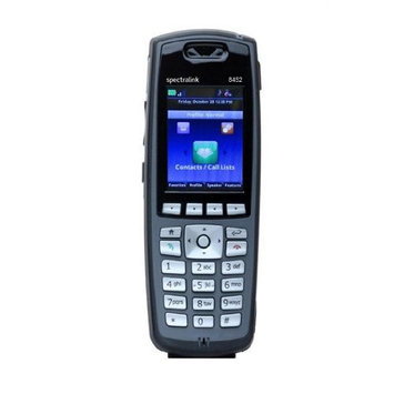 Spectralink 8453 Black Handset with Lync Support