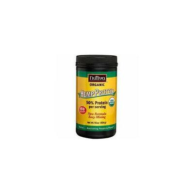 Nutiva 41137 Hemp Protein Organic 50 Percent