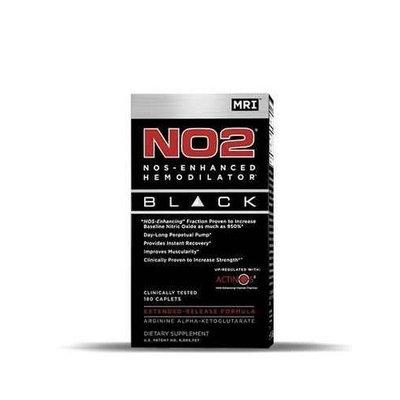 MRI NO2 Black 180 Caps Nitric Oxide