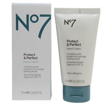 Boots No7 Protect & Perfect Hand Cream