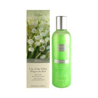 Lily of the Valley ( Muguet des Bois ) by Taylor of London 8.45 oz Bath Soak with Essential Oils