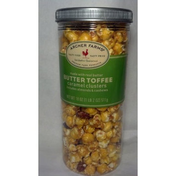 Archer Farms Butter Toffee Caramel Clusters