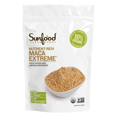 Sunfood Superfoods Maca Extreme, 8 oz