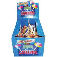 Smarties Mega Double Lollies, Box Of 24