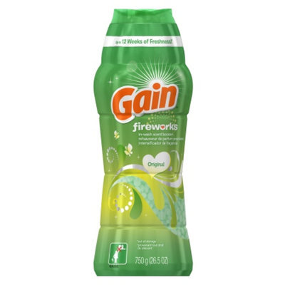 Gain Fireworks In-Wash Booster, Original, 26.5 oz