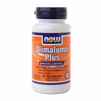 NOW Foods Slimaluma Plus 250mg
