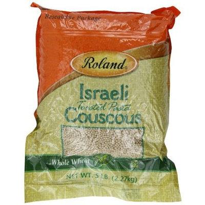 Roland Whole Wheat Israeli Couscous, 5-Pounds Bag