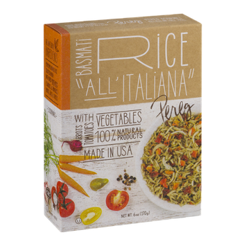 Pereg Basmati Rice All' Italiana