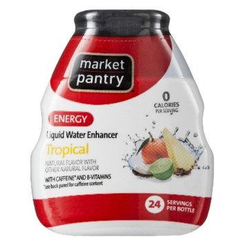 market pantry Market Pantry Tropical Energy Liquid Water Enhancer 1.62 oz