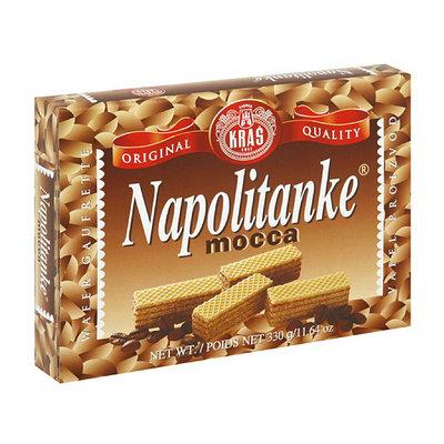 Napolitanke Mocca Wafers