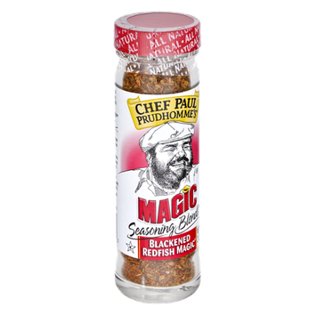Chef Paul Prudhomme's Magic Blackened Redfish Magic Seasoning Blends