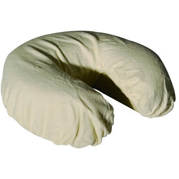Mhp International MT Massage Fitted Crescent Face Cover, 4pc