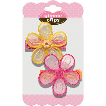 Gimme Clips Sunshine Day Hair Clips