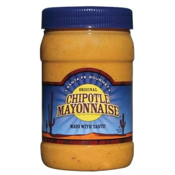 Santa Fe Gourmet Original Chipotle Mayonnaise (Three Pack)