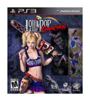 Warner Home Video Games Lollipop Chainsaw