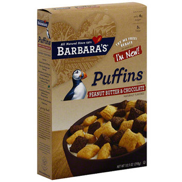 Barbara's Bakery Puffins Cereal 12 Pack