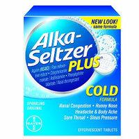 Alka-Seltzer Plus Cold Sparkling Original Cold Formula