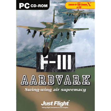 Just Flight F-111 Aardvark Flight Simulator